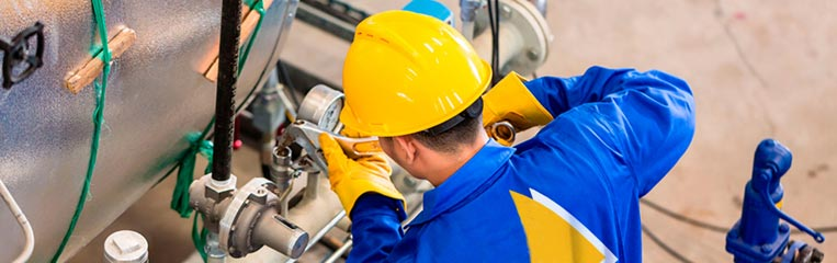 Общие меры безопасности при работе с промышленными компрессорами