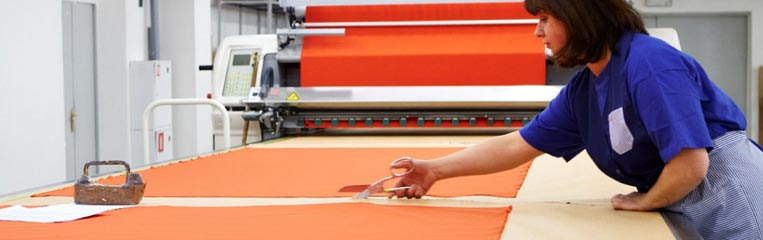 Техника безопасности при работе с тканью
