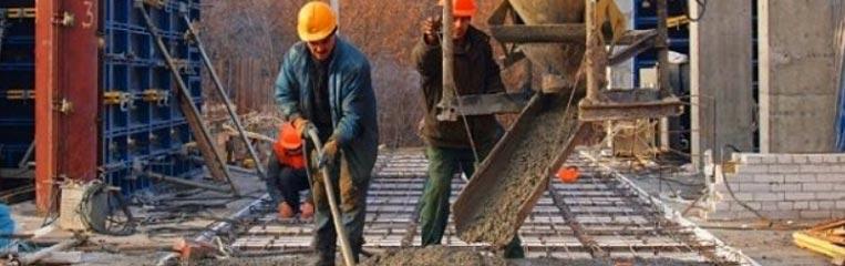 Меры безопасности при проведении монолитных работ