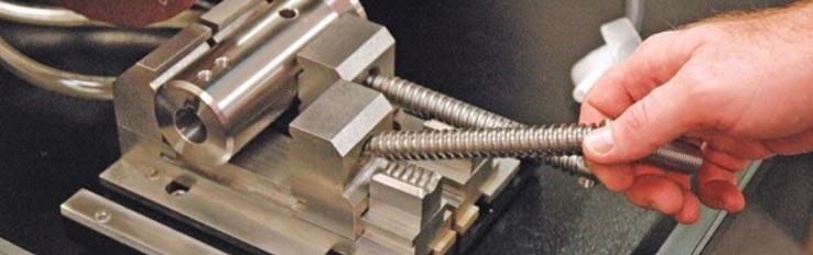 Техника безопасности при эксплуатации станочных тисков