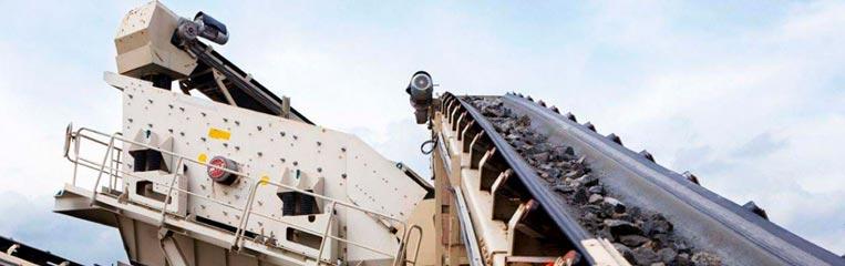 Правила безопасности при работе с дробильно-сортировочным оборудованием