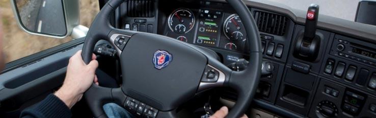 Правила техники безопасности для водителя грузового автомобиля
