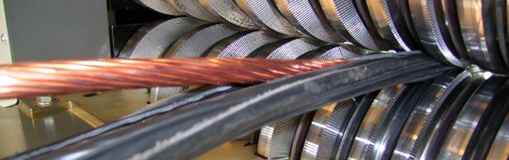 Особенности производственного процесса при разделке кабеля на лом