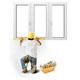 Ремонт пластиковых окон и замена стеклопакетов