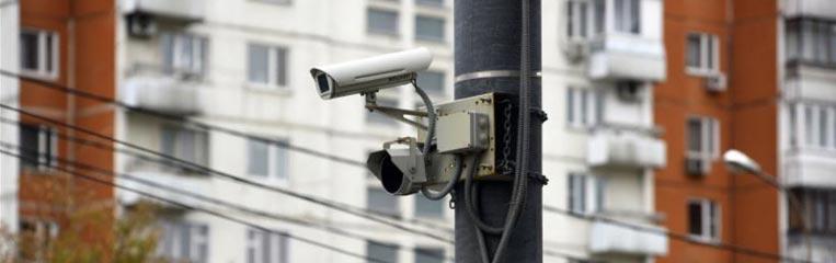Видеонаблюдение - городская система