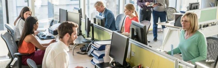Вредные производственные факторы в офисе