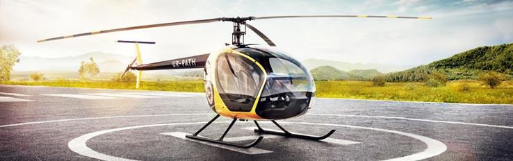 Техника безопасности при вертолетных перевозках пассажиров