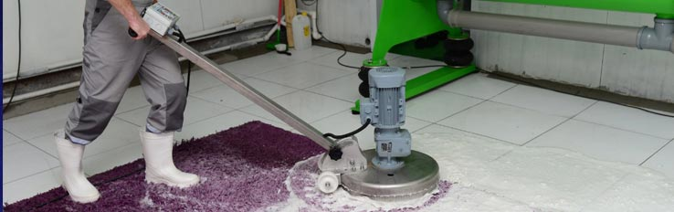 Техника безопасности при химчистке ковров и мебели
