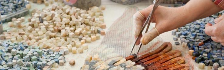 Техника безопасности при выполнении мозаичных работ