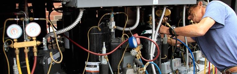 Основные правила ТБ при ремонте промышленного холодильного оборудования