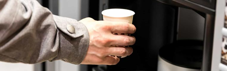 Правила безопасности при эксплуатации торговых кофе-автоматов