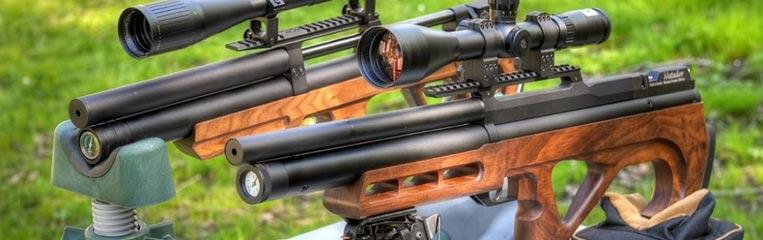 Пневматическое оружие: немецкий вариант