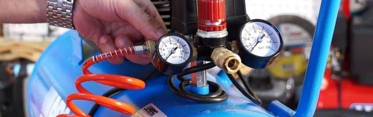 Техника безопасности при эксплуатации поршневого электрического компрессора