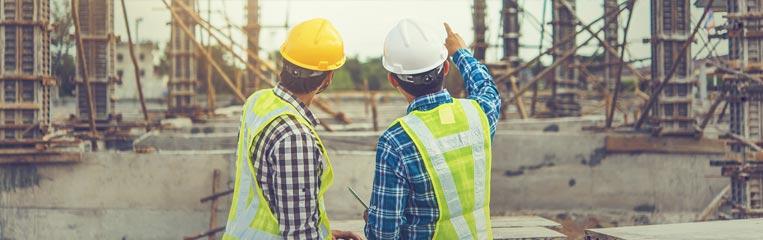 Техника безопасности при организации строительной площадки