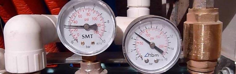 Меры безопасности при эксплуатации регуляторов давления воды