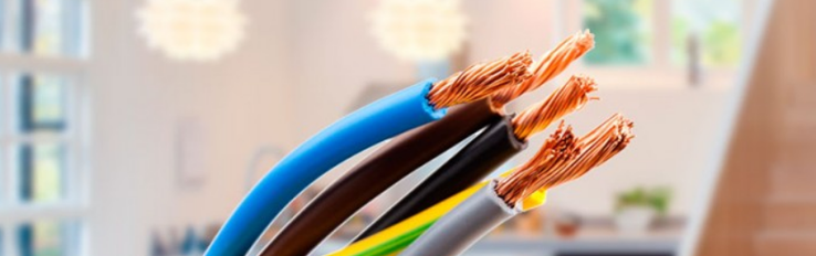 Виды бытовых проводов и кабелей