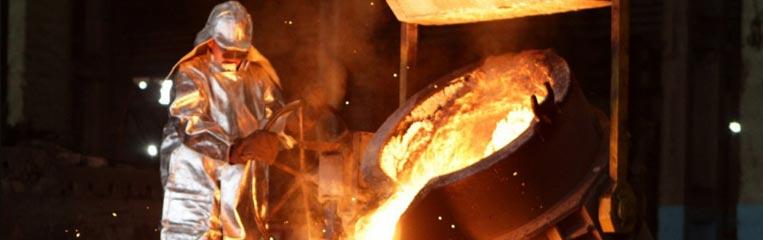 Техника безопасности при производстве стали