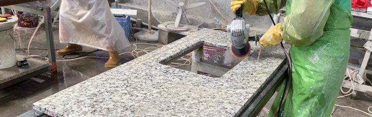 Акриловые столешницы: что нужно знать о свойствах искусственного камня