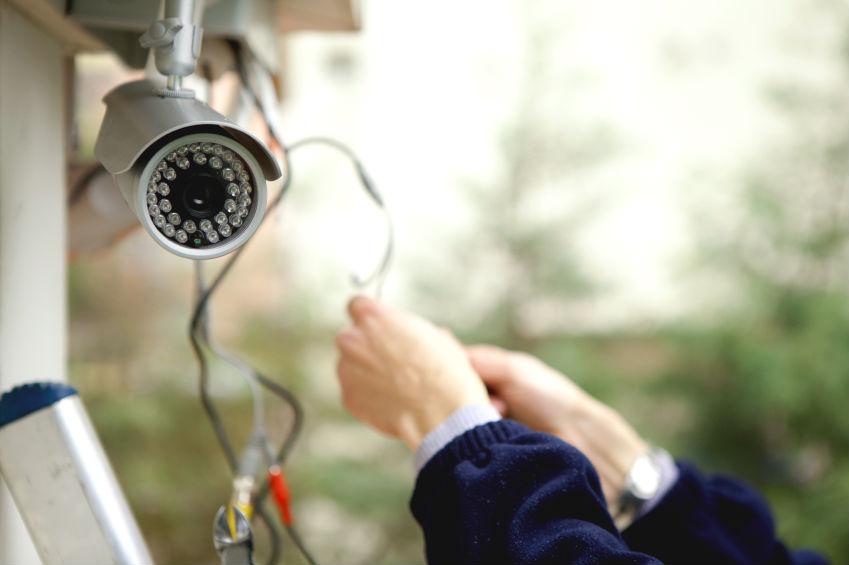 Ремонт камеры фотонаблюдения своими руками