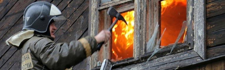 Пожарная безопасность в деревянном доме – мифы и реальность