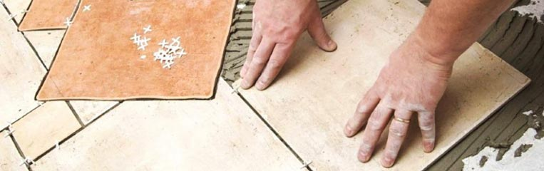 Требования безопасности при укладке керамической плитки
