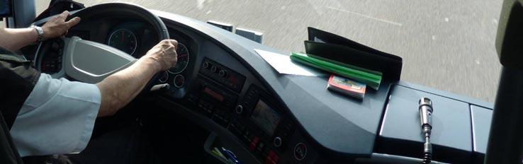 Техника безопасности для водителей автобусов