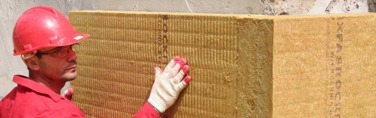 Меры безопасности при монтаже фасадных теплоизоляционных плит