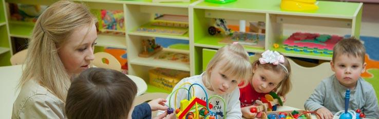 Техника безопасности для детей в детском саду