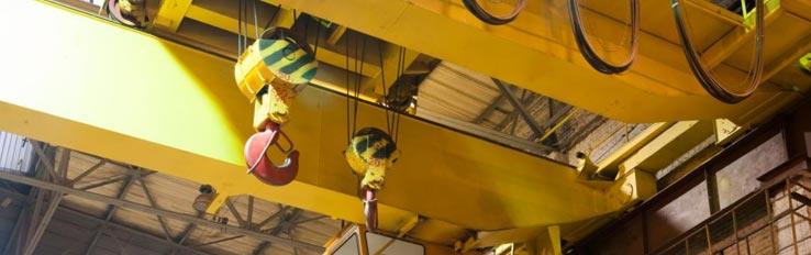 Техника безопасности работ с использованием подъемно-транспортного оборудования