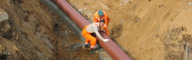Техника безопасности при строительстве инженерных сетей