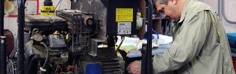 Ремонт генераторов: техника безопасности при эксплуатации электротехники