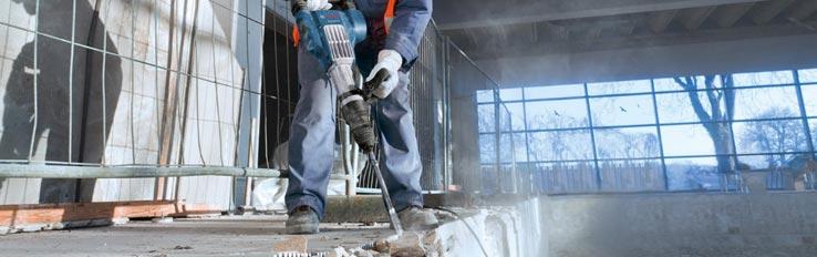 Охрана труда при работе с гидравлическим молотом