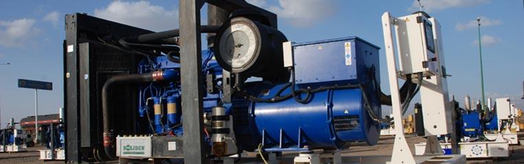 Газовые электростанции от компании FG Wilson