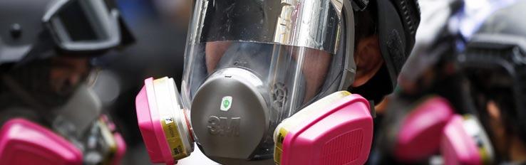Средства индивидуальной защиты органов дыхания: маски и полумаски
