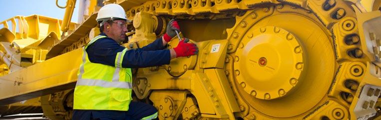 Правила техники безопасности при текущем ремонте дорожно-строительных машин