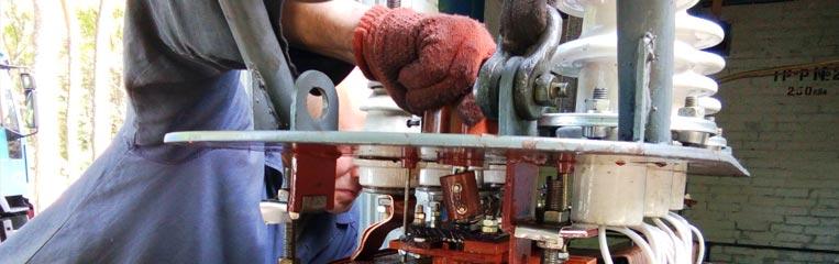 Техника безопасности при обслуживании масляных трансформаторов