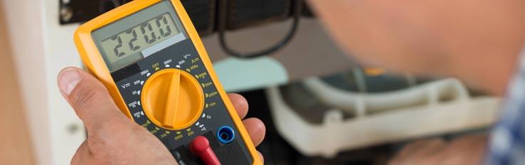 Техника безопасности при работе с электроизмерительными приборами