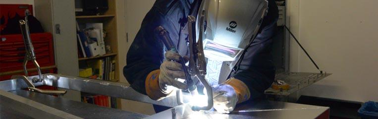 Техника безопасности при сварке алюминиевого профиля