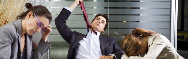 Проблемы офисных работников