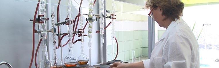 Химический анализ сточных вод в промышленности